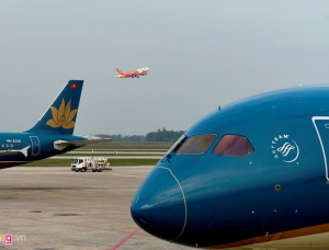 Foreign investors hold 49% shares of Viet Airlines